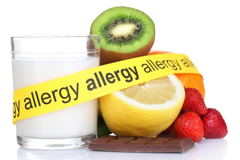 IgE хранителна алергия